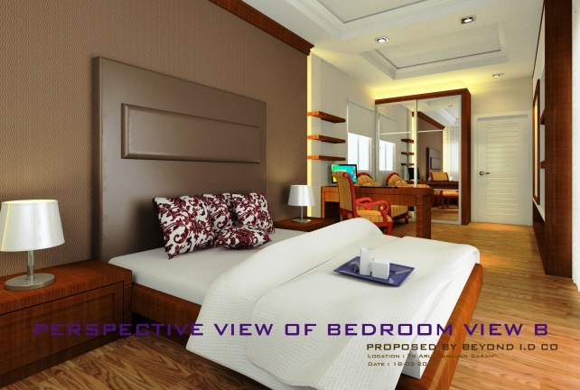 Boy Bedroom 1 (Labuan)