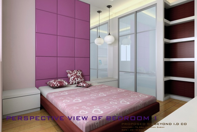 Girl Bedroom (Labuan)