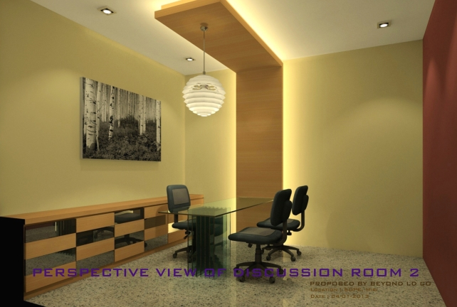 Showroom Discussion Roon (Miri)