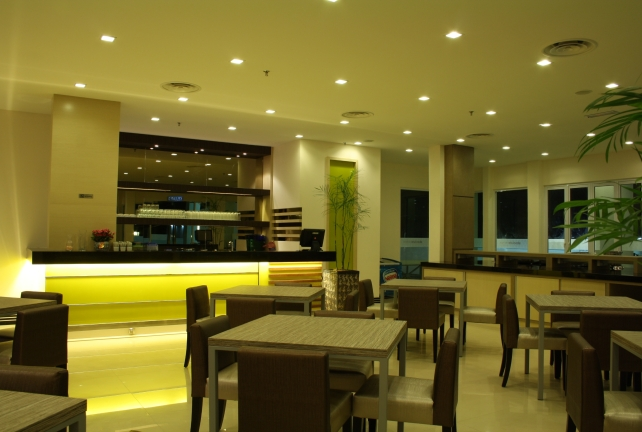 Cafe Counter (Bintulu)